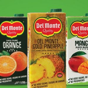 Delmonte Juice